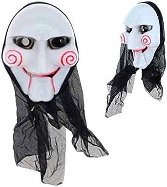 Partylandia Mascara de Saw - Halloween, Mascaras, Antifaces y ...