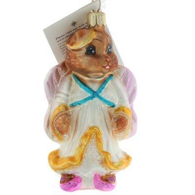"Christopher Radko ""Guardian Kitty Angel"" Decorative Ornament #00-061-0"