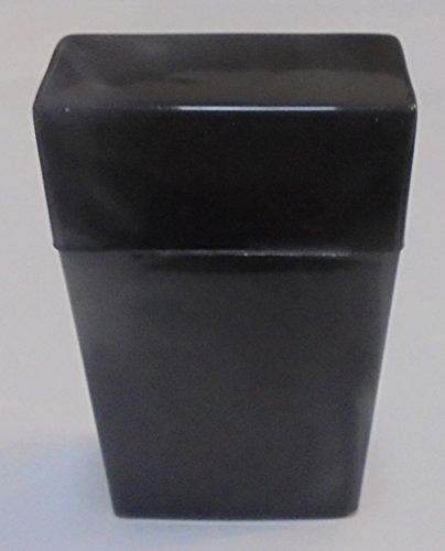 Black Plastic Marble Cigarette 3114MBlack 2 product image