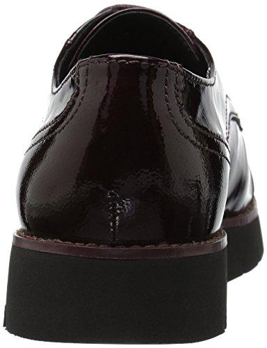 Geox D Blenda D, Zapatos de Vestir para Mujer Rot (DK BURGUNDYC7357)