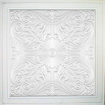 pvc ceiling tiles. Astana White (24x24\ Pvc Ceiling Tiles