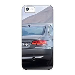 Premium Durable Bmw 335i Coupe Rear Fashion Tpu Iphone 5c Protective Case Cover