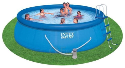 Amazon Com Intex X Easy Set Pool Set W Pump Ladder