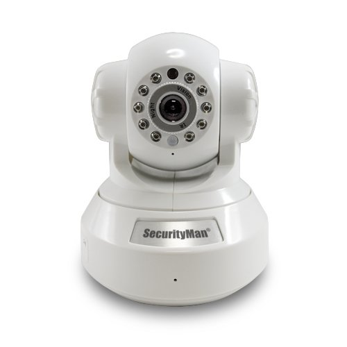 Security Man Diy Wireless/Wired Ip Camera With H.264
