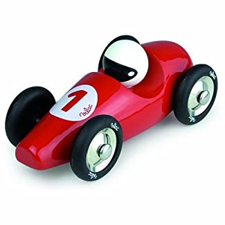 Vilac - 2247R - Véhicule Miniature - Course GM - Rouge