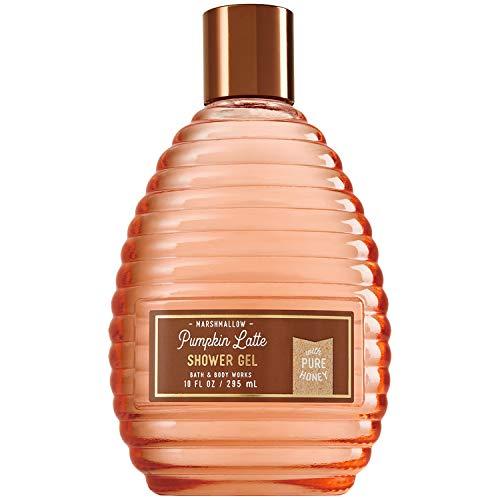 Bath & Body Works Marshmallow Pumpkin Latte Shower Gel w/Pure Honey ()