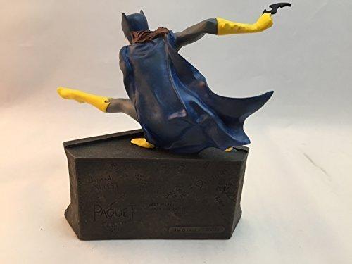 DC Direct Batgirl Cold-Cast Porcelain Hand Painted Miniature Statue