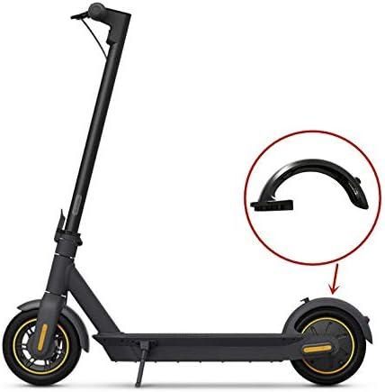 Accessoires pour scooter /électrique Garde-boue arri/ère Accessoire pour Ninebot Max G30 Noir