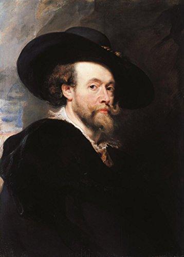 Quality Prints - Laminated 24x33 Vibrant Durable Photo Poster - Peter Paul Rubens