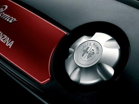Original Alfa Romeo Giulietta Motorölkappe Aluminium 50903517 Auto