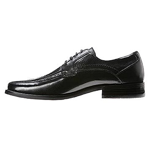 Stacy Adams Mens Corrado, Nero, Largo 8 (23274-001)