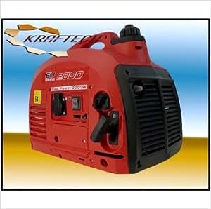 Power Inverter 2000W generador del inversor KRAFTECH / SWISS KRAFT