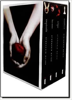 Box Crepúsculo - Livros na Amazon Brasil- 9788598078496