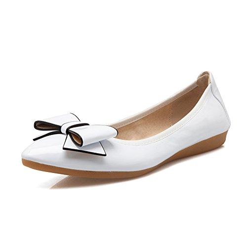 Sinttico De Vestir Zapatos Welldone2017 Desconocido Para Wei Mujer Material XqE66A