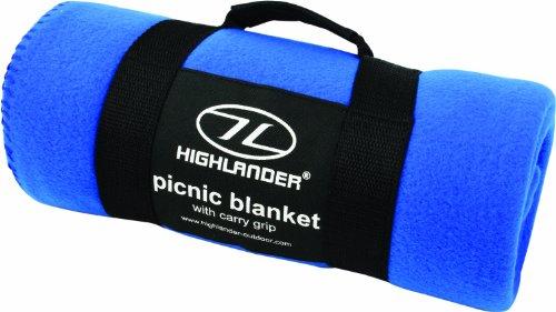 Highlander Fleece Blanket