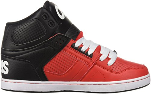 Osiris Men's NYC 83 CLK Skate Shoe Red/Black/White view for sale low shipping fee cheap price clearance shopping online get to buy cheap online nA3ME3K