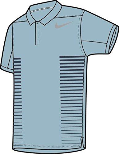Dry Nk Nike Prt Homme 452 Polo Blue Hw585Tqa