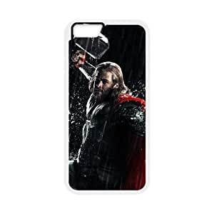 iphone6 plus 5.5 inch phone cases White Thor The Dark World cell phone cases Beautiful gifts TWQ06685482