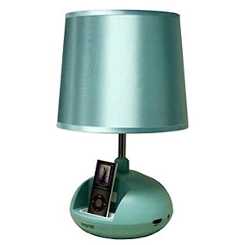 Price comparison product image Ihome Speaker Lamp- Aqua