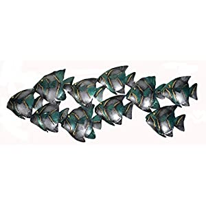 41uvU46LcIL._SS300_ Coastal Metal Wall Art and Beach Metal Wall Decor