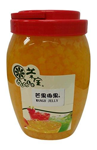 Qbubble Jelly, Mango, 6.6 Pound - Mango Jelly