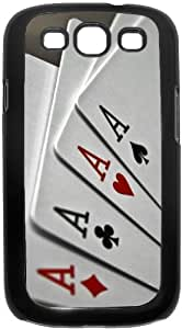 Four of A Kind - Poker Samsung Galaxy S3 Case 3102mss by runtopwell