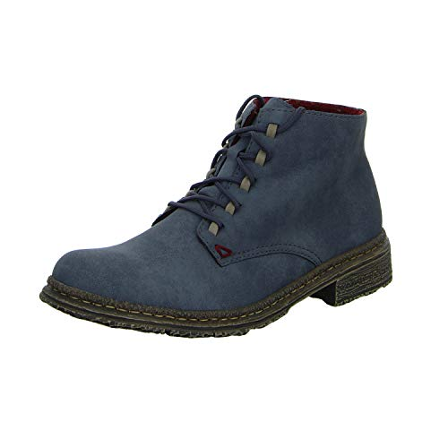 54244 Para kiesel jeans Mujer Rieker Azul 14 Botines TwnWqfxdZ4
