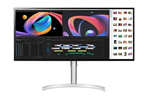 "LG 34WK95U-W 34"" Class 21:9 UltraWide 5K2K Nano IPS LED Monitor with HDR 600"