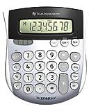 TI 1795SV Solar Power Calculator 1795SVFBL2L1B Pack Of 12
