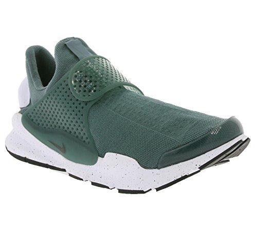 Nike Sock Dart Se, Zapatillas de Deporte Para Hombre Gris Oscuro (Hasta / Black-White)