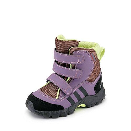adidas Lauflernschuh raw pink/ash purple