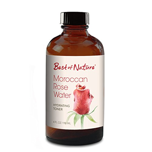 Moroccan Rose Water Natural Hydrating
