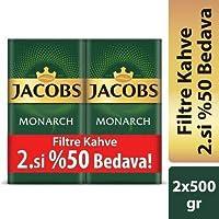 Jacobs Monarch Filtre Kahve 500gr Alana 2.Si%50 İndirimli