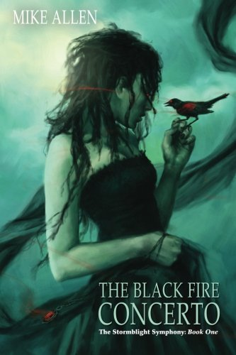 Read Online The Black Fire Concerto (The Stormblight Symphony) ebook