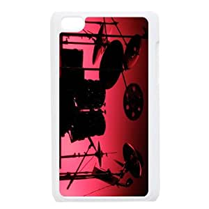 Drumsing iPod Touch 4 Case White MUS9220599