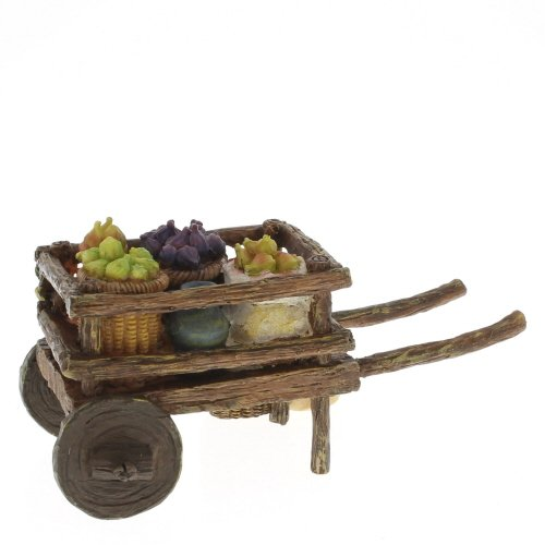 Fontanini Fig Cart Italian Nativity Village Figurine