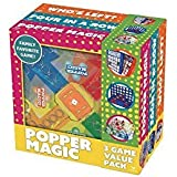 Cardinal Industries Magic Popper 3-Pack Game Bundle