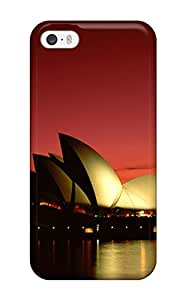 Hot New Sydney Opera House Tpu Skin Case Compatible With Iphone 5/5s 5769778K82501692