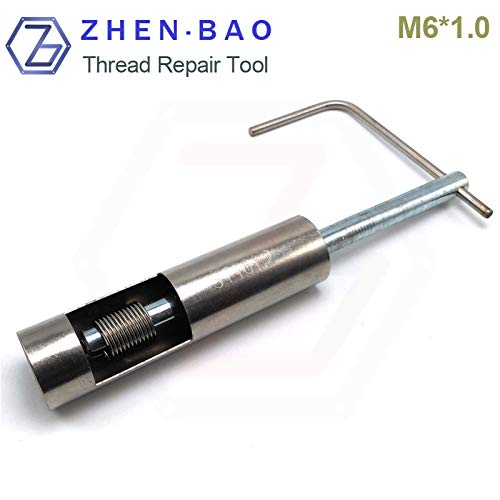 Metric Thread Insert Repair Tool Ochoos M61.0 Auto Repair Tools