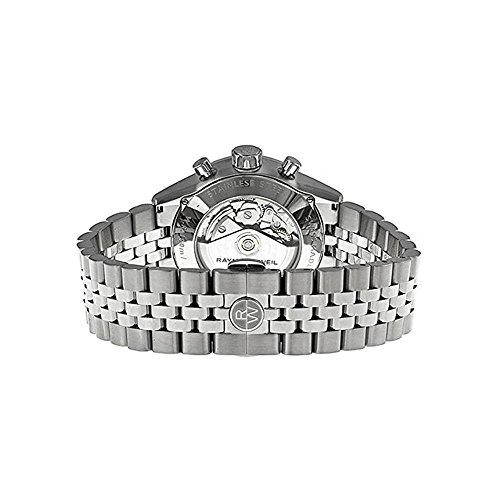 Raymond Weil 7730-st-20041 – armbandsur herr, läderarmband