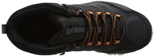 Mid Alti Fst Nero Gore Escursionismo Uomo Moab Tex Orange Merrell da Stivali Black 8EAU6xn