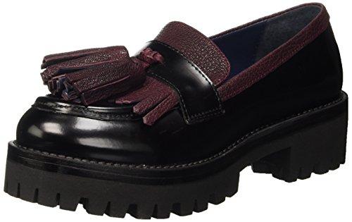 Pollini Sa10145g12ti - Zapatos Mujer Negro