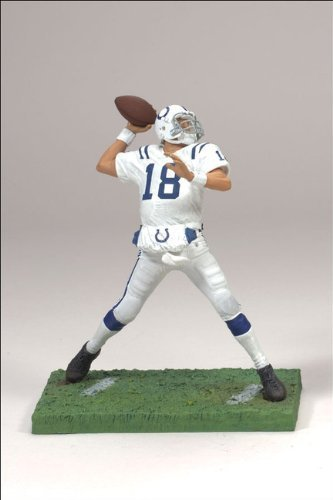 McFarlane SportsPicks: Peyton Manning Collector's Edition Boxed Set (Peyton Manning Collectors)