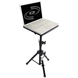 PYLE PRO PLPTS2 Pro DJ Tripod Adjustable Notebook Computer Stand Computers, Electronics, Office Supplies, Computing