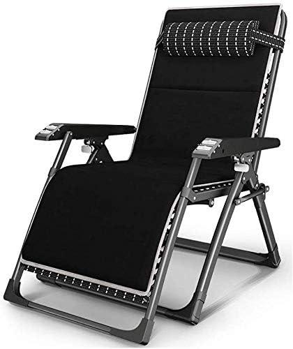 Plegable almuerzo sillón Silla reclinable tumbonas de jardín al aire libre Jardín Camping Relax Comfort |Tumbona plegable ajustable Silla de Sun Tumbona Patio Sala de estar Balcón Terraza Playa sofá p: Amazon.es: