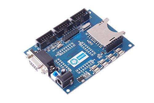 SMAKN ATmega128 mega128 AVR MP3 Development Board, Learning Board