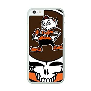 NFL Case Cover For SamSung Galaxy S5 Mini White Cell Phone Case Cleveland Browns QNXTWKHE1125 NFL Phone Custom