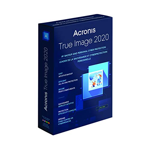 Acronis True Image 2020 - 3 Comp...