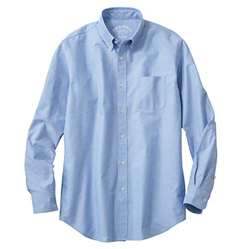 アクロバット飲料調和[セシール]綿100% オックスフォードシャツ(長袖) メンズ