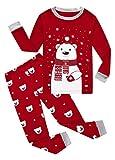Family Feeling Big Girls Boys Long Sleeve Christmas
